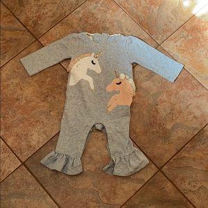 Mudpie unicorn outfit